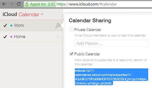 Partager Calendrier Gmail.Apple Calendrier Dans Icloud Ou Gmail Utiliser Au Mieux