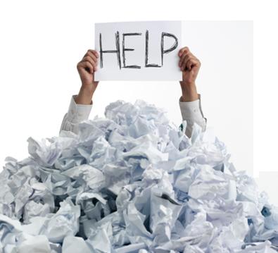 factures papier vrac