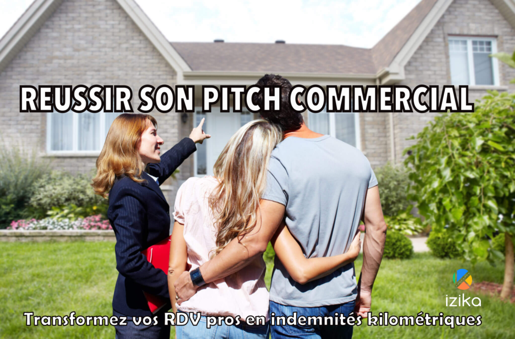 réussir pitch commercial